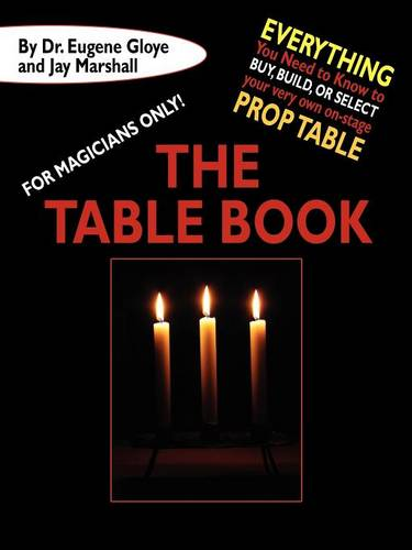 For Magicians Only: The Table Book (Paperback)