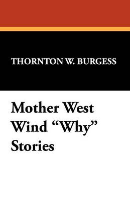 Mother West Wind Why Stories (Paperback)