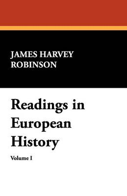 Readings in European History (Paperback)
