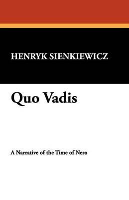 Quo Vadis (Paperback)