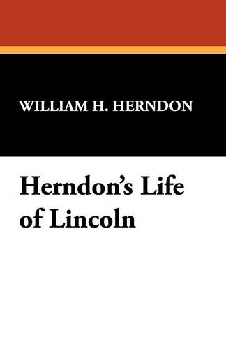 Herndon's Life of Lincoln (Paperback)
