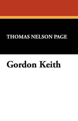 Gordon Keith (Paperback)