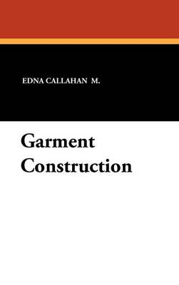 Garment Construction (Hardback)
