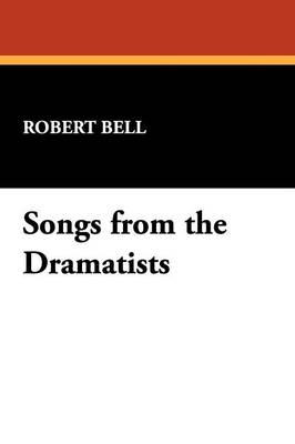 Songs from the Dramatists (Paperback)