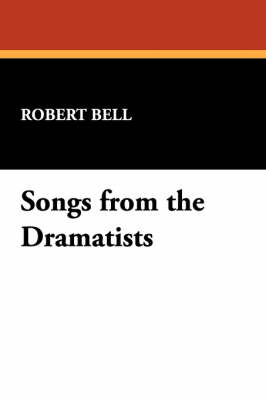 Songs from the Dramatists (Hardback)
