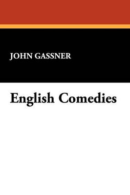 English Comedies (Paperback)