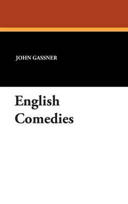 English Comedies (Hardback)