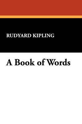A Book of Words (Paperback)