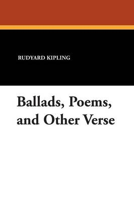 Ballads, Poems, and Other Verse (Paperback)