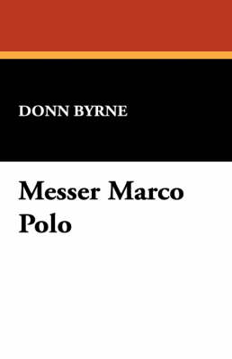 Messer Marco Polo (Paperback)