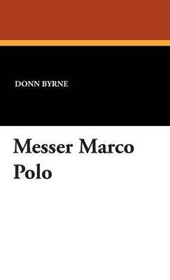 Messer Marco Polo (Hardback)