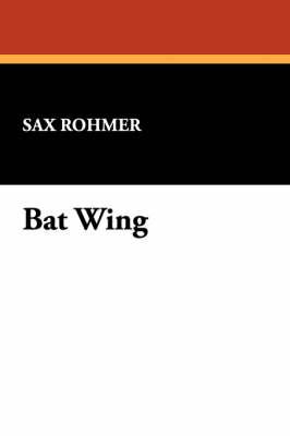 Bat Wing (Paperback)
