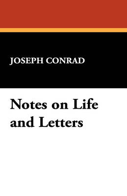 Notes on Life and Letters (Paperback)