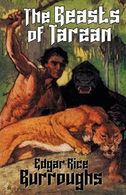 The Beasts of Tarzan (Paperback)