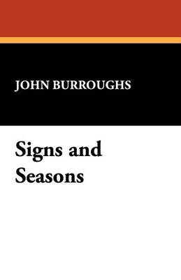 Signs and Seasons (Paperback)