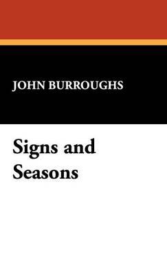 Signs and Seasons (Hardback)