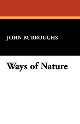 Ways of Nature (Paperback)