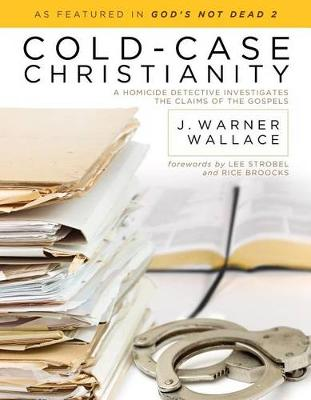 Cold- Case Christianity (Paperback)
