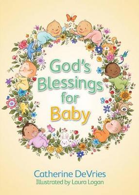 God's Blessings for Baby (Hardback)