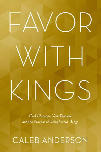 Favor with Kings: God's Purpose, Your Passion, and the Process of Doing Great Things (Paperback)