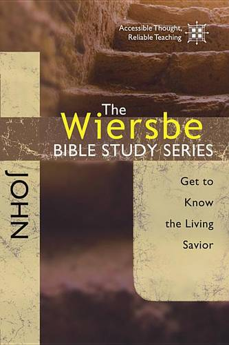 John - Wiersbe Bible Study Series (Paperback)