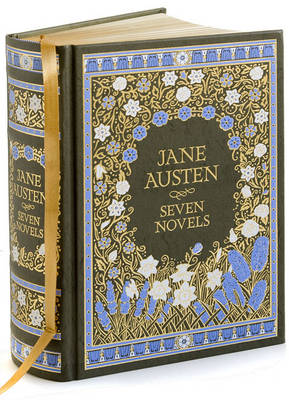 Jane Austen: Seven Novels - Barnes & Noble Leatherbound Classic Collection (Leather / fine binding)