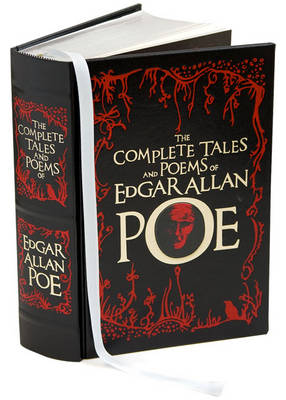 Complete Tales and Poems of Edgar Allan Poe (Barnes & Noble Collectible Classics: Omnibus Edition) - Barnes & Noble Leatherbound Classic Collection (Leather / fine binding)