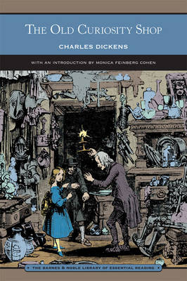 The Old Curiosity Shop - Barnes & Noble Library of Essential Reading (Paperback)
