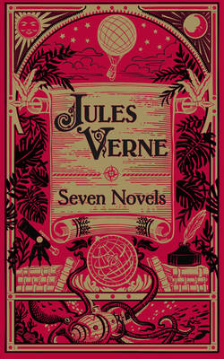 Jules Verne (Barnes & Noble Omnibus Leatherbound Classics): Seven Novels - Barnes & Noble Leatherbound Classic Collection (Leather / fine binding)