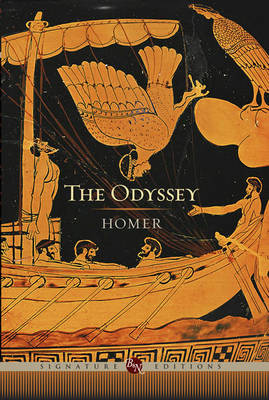 The Odyssey - Barnes & Noble Signature Editions (Hardback)