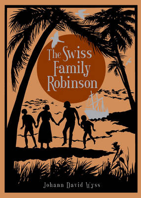 Swiss Family Robinson - Barnes & Noble Leatherbound Classic Collection (Leather / fine binding)