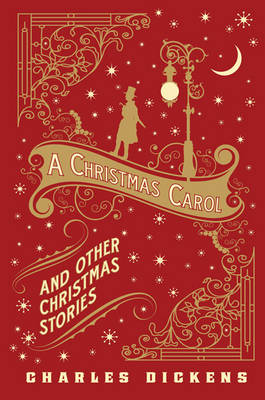 A Christmas Carol and Other Christmas Stories (Barnes & Noble Collectible Classics: Omnibus Edition) - Barnes & Noble Leatherbound Classic Collection (Hardback)