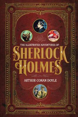 The Illustrated Adventures of Sherlock Holmes (Hardback)