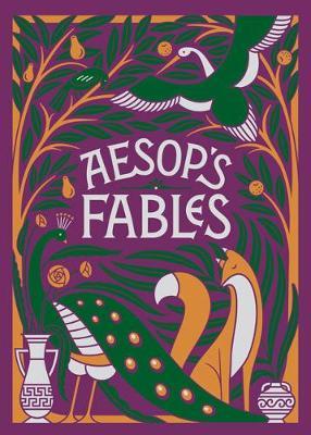 Aesop's Fables (Barnes & Noble Children's Leatherbound Classics) (Hardback)
