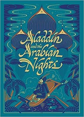 The Arabian Nights - Barnes & Noble Leatherbound Children's Classics (Hardback)