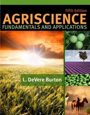 Agriscience Fundamentals and Applications (Hardback)