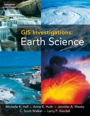 GIS Investigations: Earth Science My World GIS Version (with CD-ROM)