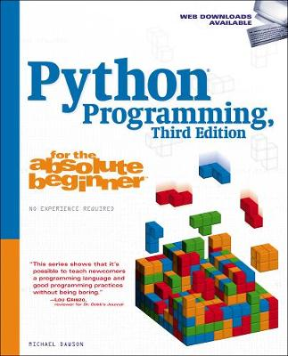 Python Programming for the Absolute Beginner, Third Edition (Paperback)