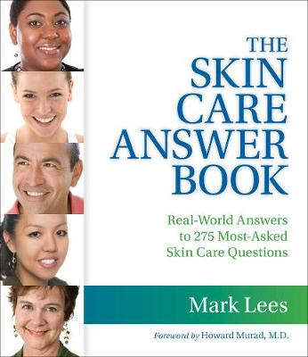 The Skin Care Answer Book (Paperback)