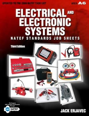 NATEF Standards Job Sheets Area A6 (Paperback)