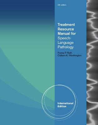 Treatment Resource Manual for Speech Language Pathology, International Edition