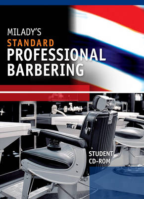 Student CD for Milady's Standard Professional Barbering (CD-ROM)