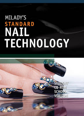 Student CD for Milady's Standard Nail Technology (School Version) (CD-ROM)