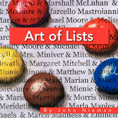 Art of Lists (Paperback)