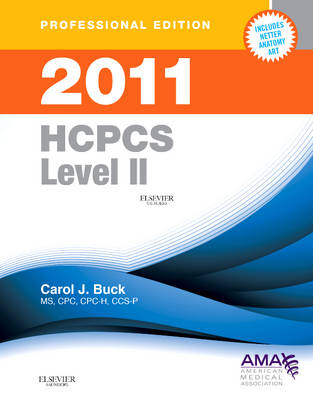 HCPCS 2011 Level II Professional Edition (Spiral bound)