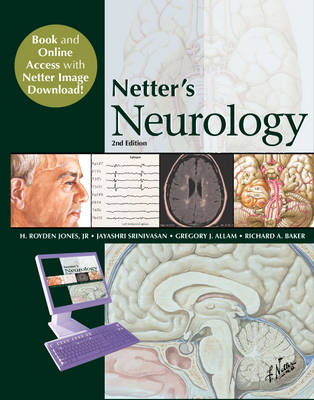 Netter's Neurology, Book and Online Access at www.NetterReference.com - Netter Clinical Science (Hardback)