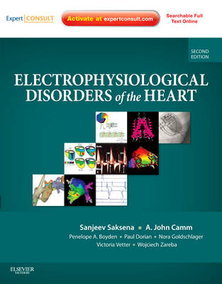 Electrophysiological Disorders of the Heart: Expert Consult: Online and Print