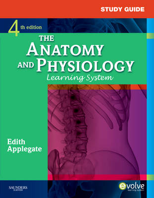 Study Guide for The Anatomy and Physiology Learning System (Paperback)