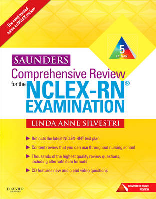 Saunders Comprehensive Review for the NCLEX-RN Examination (Paperback)