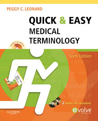 Quick and Easy Medical Terminology (Spiral bound)